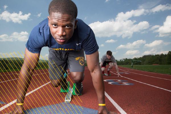 TP Athletics Track