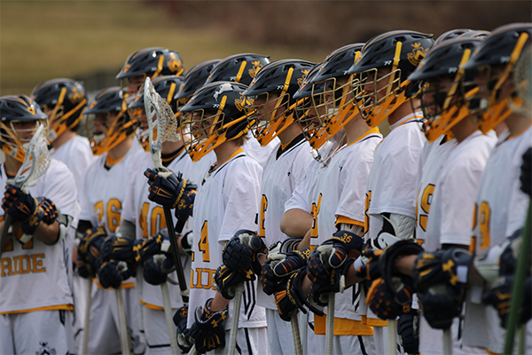 Trinity-Pawling Lacrosse