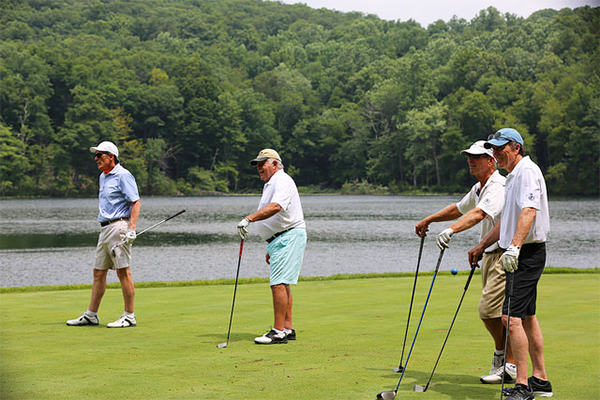Trinity-Pawling Golf Outing 2018