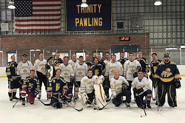 Trinity-Pawling Hockey