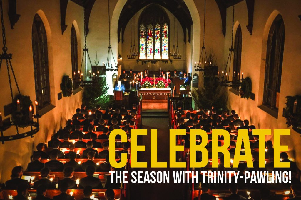 Trinity-Pawling Holiday Events