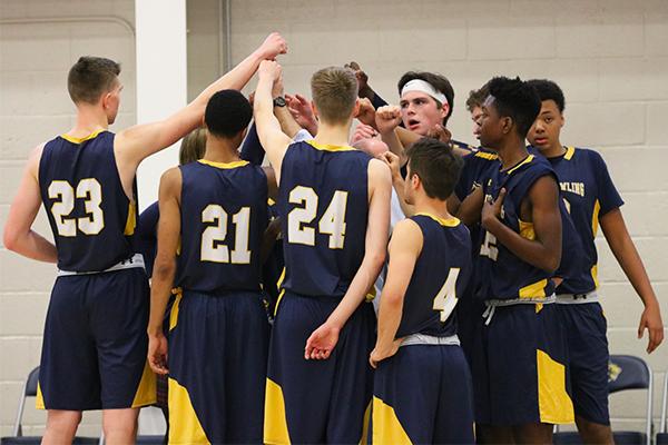 Trinity-Pawling Varsity Basketball