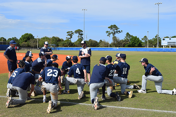Pride baseball team in Florida