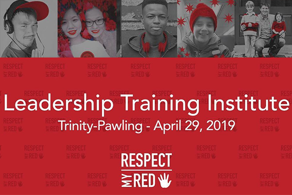Leadership training at Trinity-Pawling School