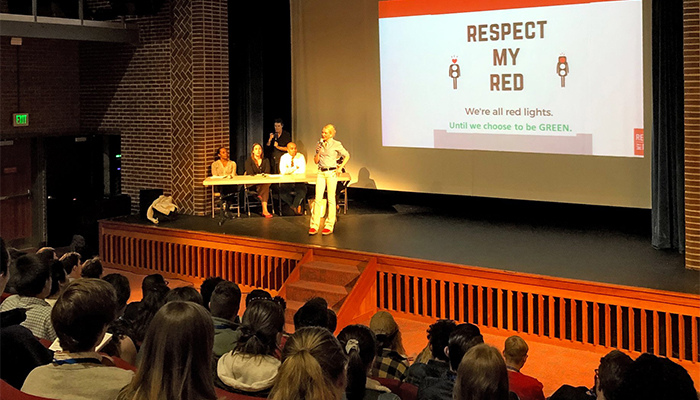Respect My Red Institute at Trinity-Pawling