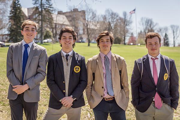 Trinity-Pawling students - Winward School Alumni
