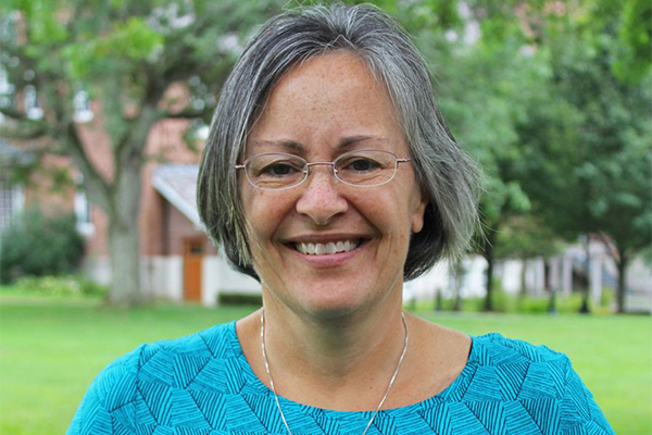 Trinity-Pawling Director of Student Activities Suzanne Najman