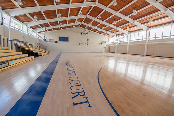 Trinity-Pawling School Hubbard Courts