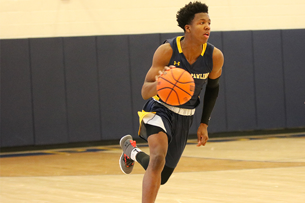 Trinity-Pawling Basketball player Truth Harris '20