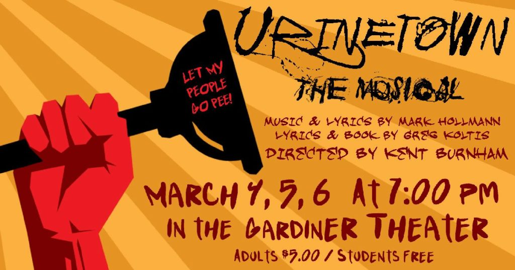 Trinity-Pawling presents Urinetown