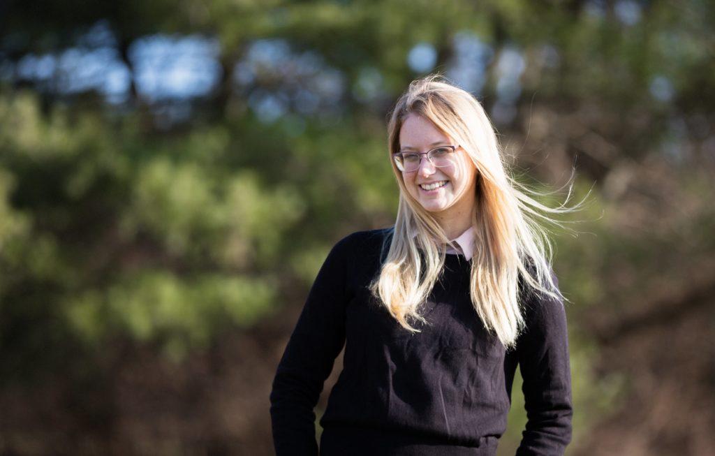 Trinity-Pawling faculty member Kathe Blydenburgh