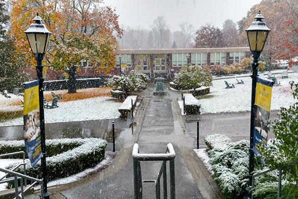 Trinity-Pawling School campus 2020