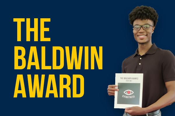 TRINITY-PAWLING'S BALDWIN AWRD 2021